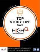 E-BOOK- Top 3 STUDY TIPS-cover